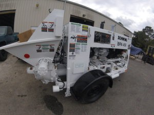 Concrete Pumps for Sale | JED Alliance Group, Inc